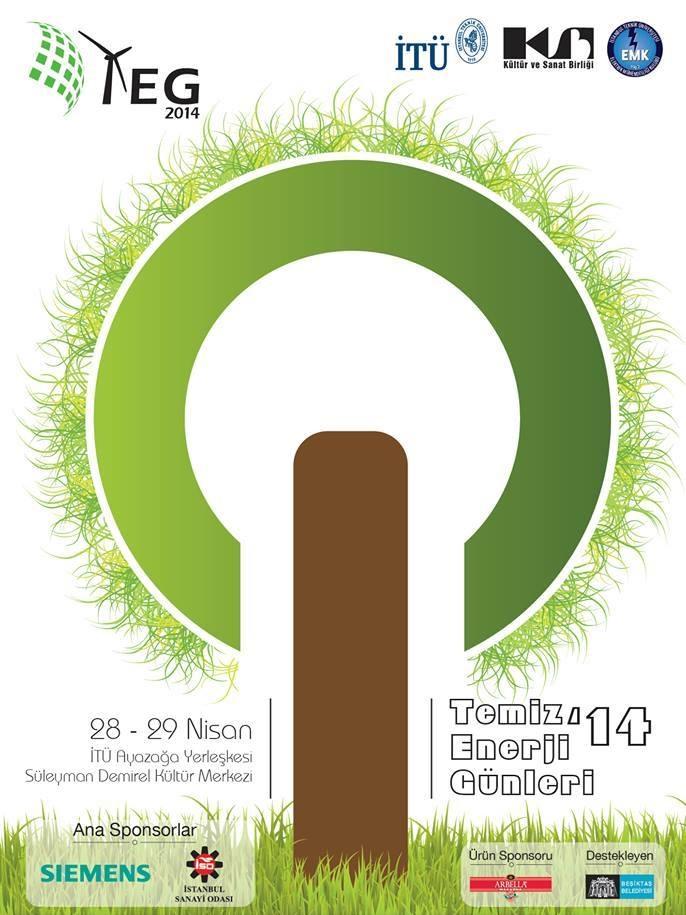 TEG 2014 Etkinlik Afişi