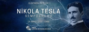 1.Nikola Tesla Sempozyumu @ izmir mimarlık merkezi | İzmir | İzmir | Türkiye