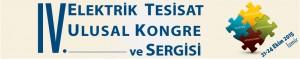 IV. Elektrik Tesisat Ulusal Kongre ve Sergisi @ İzmir Tepekule Kongre ve Sergi Merkezi | İzmir | Türkiye