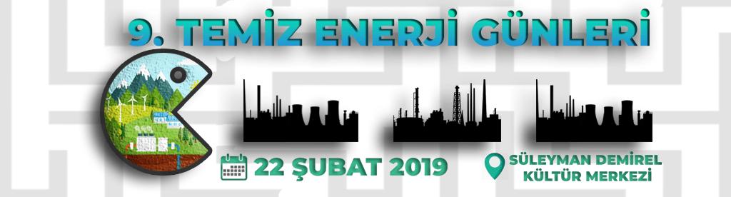 9. TEMİZ ENERJİ GÜNLERİ @ İTÜ Süleyman Demirel Kültür Merkezi